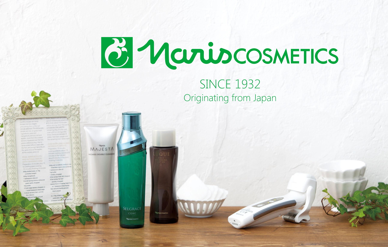 Naris Cosmetics PR
